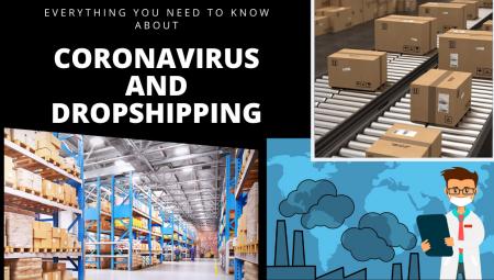 Coronavirus Dropshipping Blog