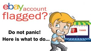 Ebay account flagged